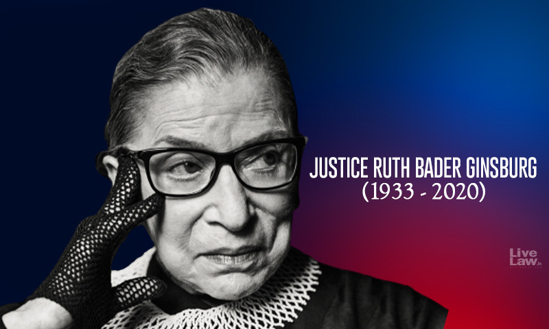Ruth Bader Ginsberg: The Greatest Liberal Judge Of Our Times