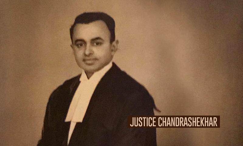 Justice D. M. Chandrashekhar-A Centenary Tribute (26.9.1920 – 3.10.2003)