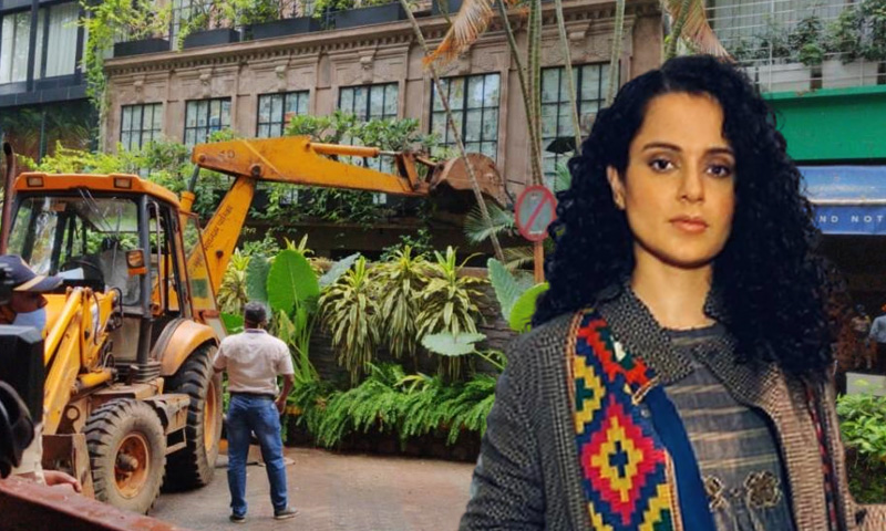 [Breaking] Bombay High Court Quashes BMCs Demolition Order Against Kangana Ranauts Building As Actuated By Malice