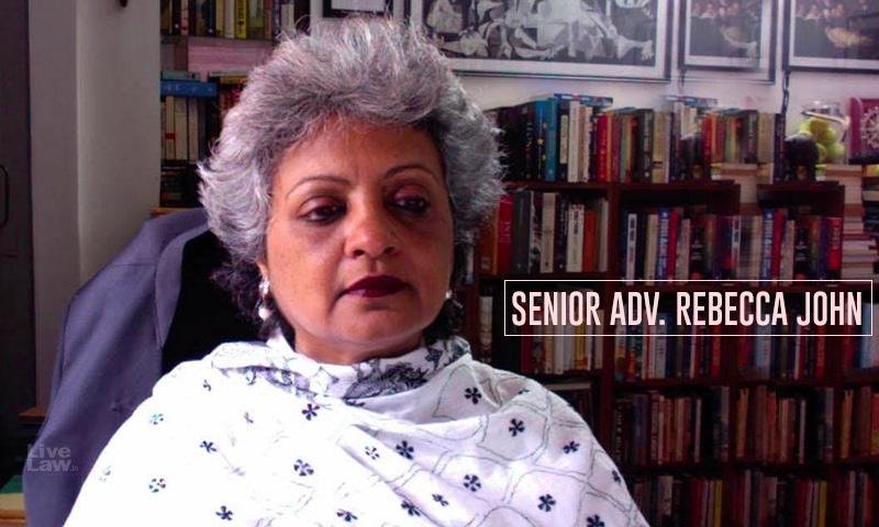 Rebecca John Concludes Arguments For Priya Ramani In MJ Akbars Defamation Case