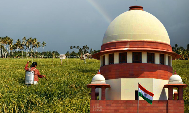 [Breaking] SC Seeks Centres Reply On Pleas Challenging Farmers Laws