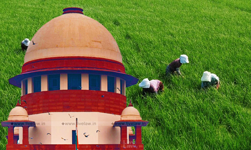 You Cannot Ask For A General Direction To Implement A Law : Supreme Court Dismisses PIL To Enforce Farmers Acts