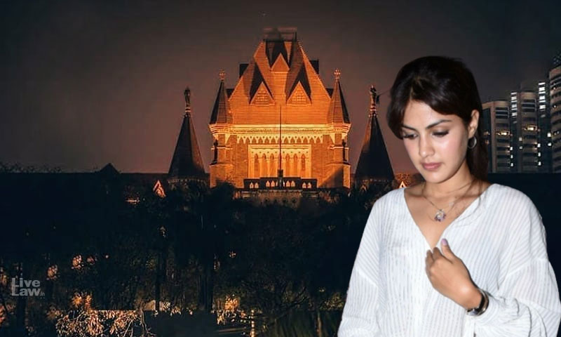 Sushant Died 5 Days After He Was Unlawfully Prescribed Drugs By His Sister : Rhea Chakraborty Tells Bombay High Court