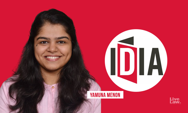 IDIA Is Like Family,Legal Career Can Be Truly Diverse: In Conversation With Yamuna Menon, NLSIU Topper