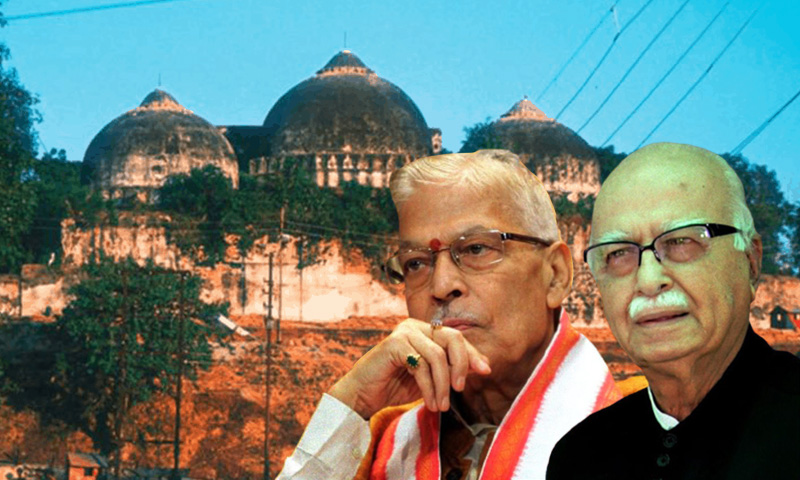 Breaking: All Accused Acquitted  In Babri Masjid Demolition Case; Act Not Pre-Planned, Says Court