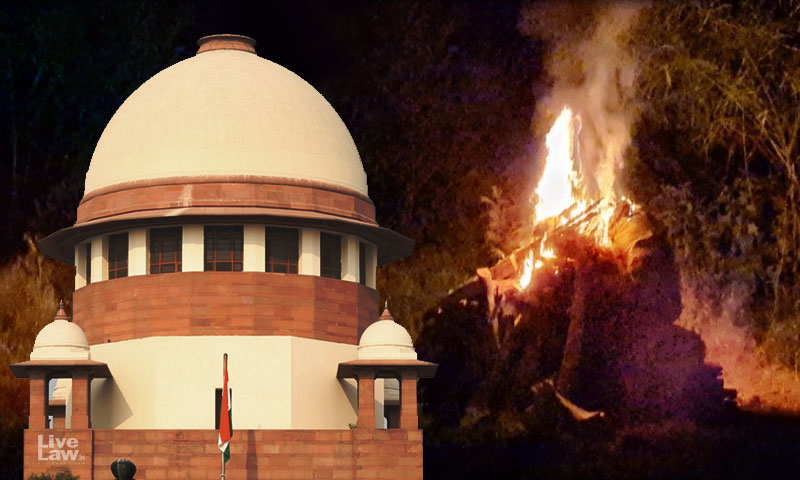 Orchestrated Efforts To Malign The Image Of Government: UP Govt Asks SC To Order CBI Investigation In Hathras Case