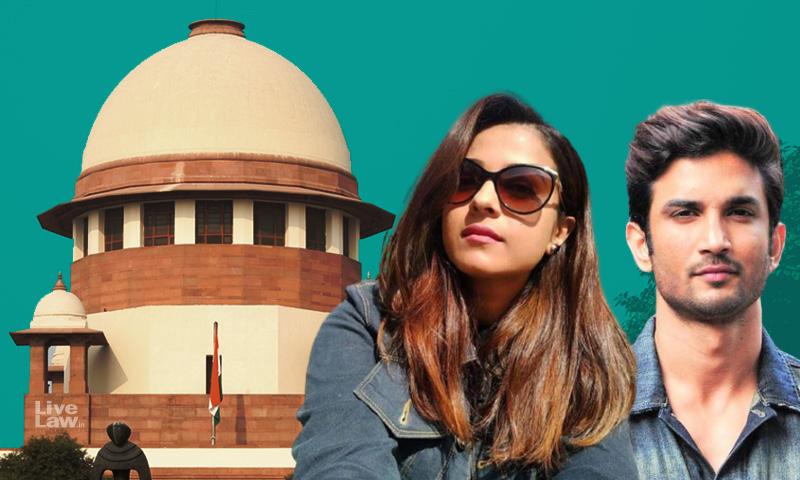 [Disha Salian Death] What Is The Problem In Bombay High Court? Supreme Court On Plea Seeking CBI Probe