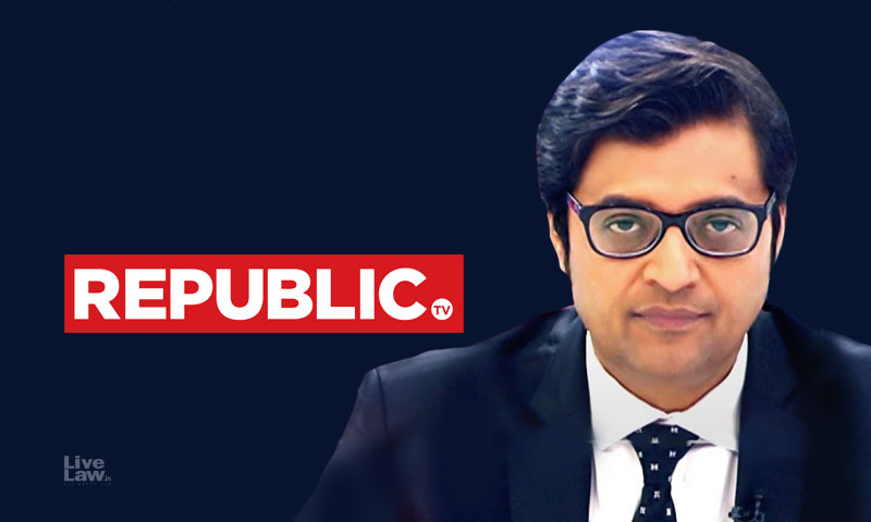 Police Commissioners Statements In TRP Scam Part Of Political Conspiracy Against Republic TV: Bombay HC To Hear Arnabs Plea Tomorrow