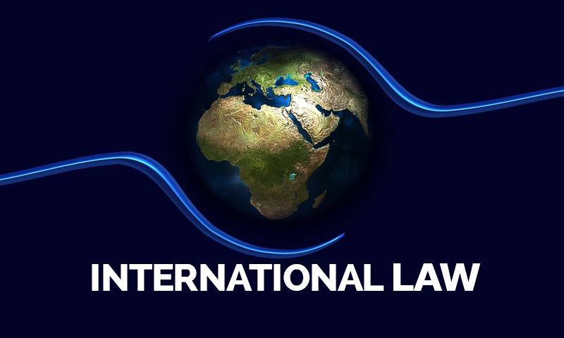 Have International Relations Overshadowed Principles Of International Law?