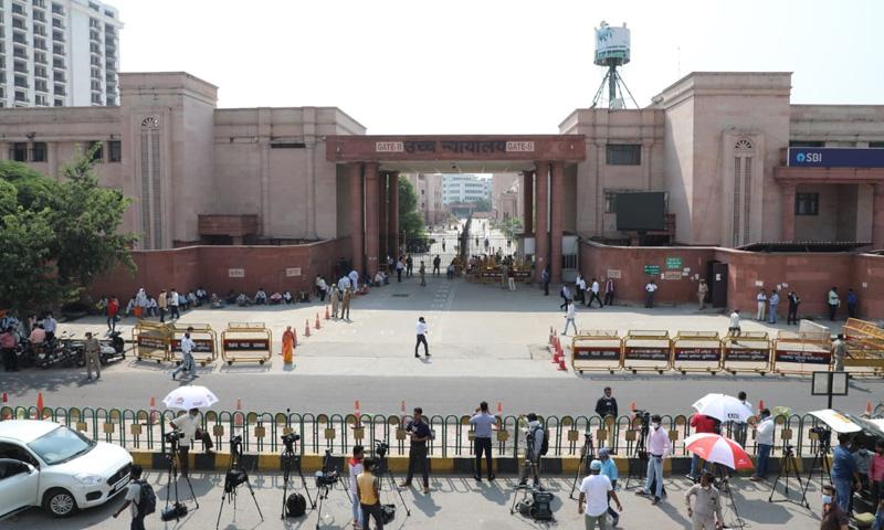 Allahabad High Court To Hear Awadh Bar Associations Plea Seeking Establishment Of GST Appellate Tribunal At Lucknow Tomorrow