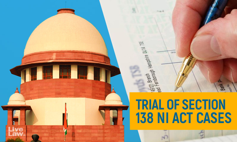Pre-Litigation Mediation May Not Be Feasible: Supreme Court Asks NALSA To Consider Post-Cognizance Mediation Of Cheque Bounce Cases U/ S 138 NI Act