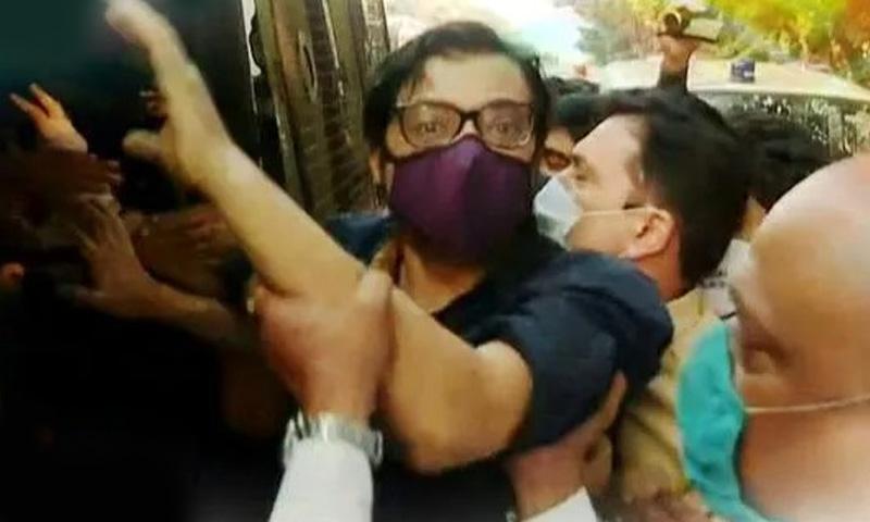 Arnab Goswamis Arrest Blatant Illegitimate Action: SC Lawyer Moves NHRC Against Mumbai & Raigad Police