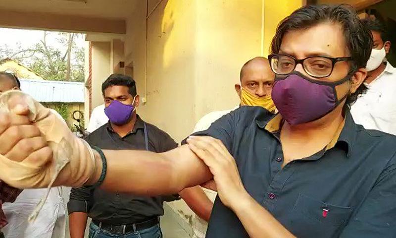 [Arnab Arrest] Another FIR Registered Against Arnab Goswami [Live-Updates]