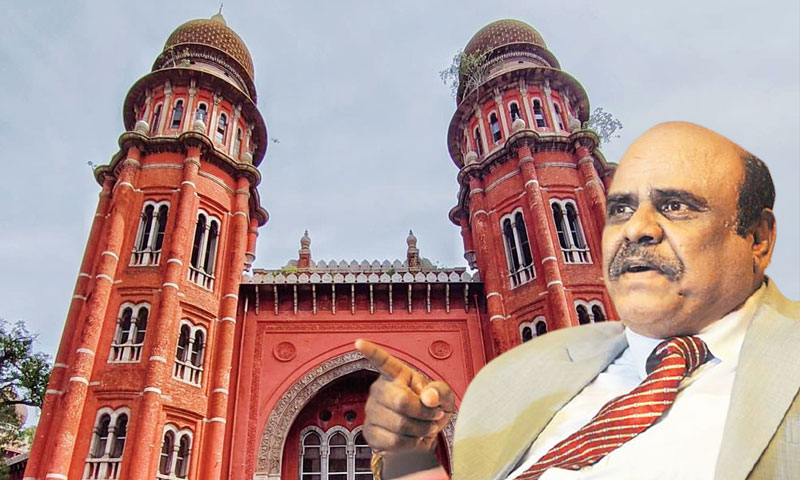 Madras High Court Rejects Karnans Defence Of Severe Mental Depression; Denies Bail In Abusive Videos Case