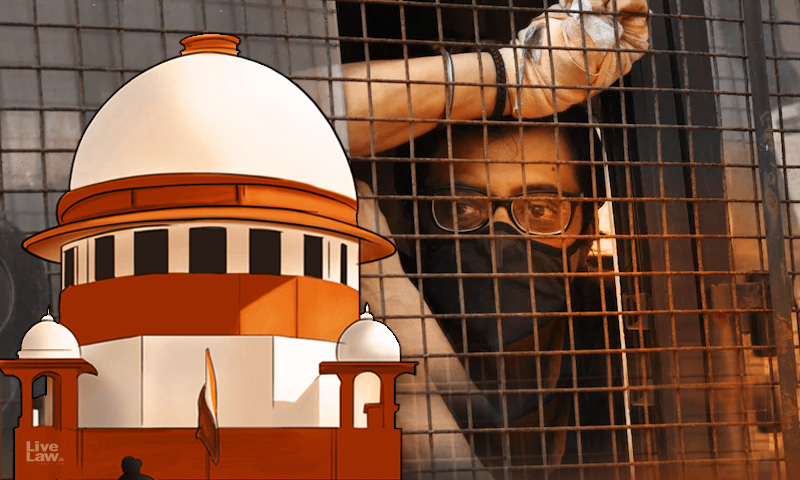 A Prima Facie Evaluation Of FIR Does Not Disclose Offence Of Abetment To Suicide Against Arnab Goswami : Supreme Court