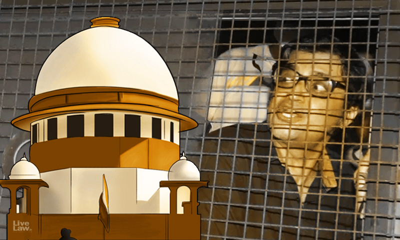 Breaking: Supreme Court Orders Release Of Arnab Goswami From Jail; Says Personal Liberty Must Be Upheld