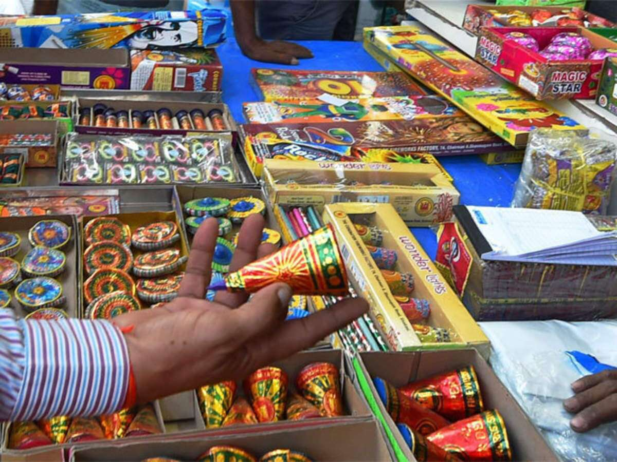 Telangana Fire Works Dealers Association Moves Supreme Court Challenging High Court Ban On Firecrackers