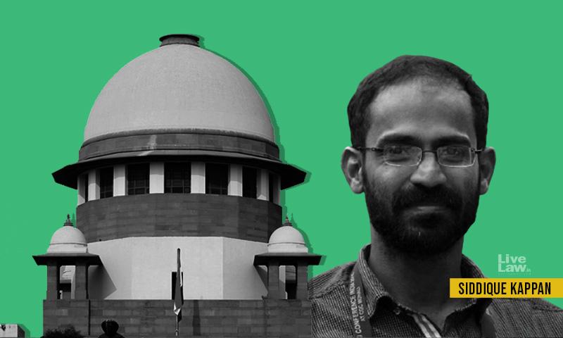 He Is Chained Like An Animal In Hospital, Journalist Siddique Kappans Wife Writes To CJI Ramana Seeking His Immediate Release