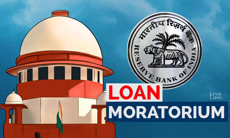Loan Moratorium : Implement Decision To Waive Interest For 8 Specified Loan Categories, Supreme Court Directs Centre