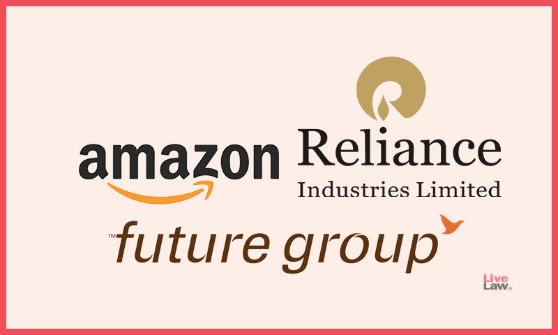Amazon Vs Future Retails- Delhi High Court Rejects Future Retailss Plea For Interim Injunction Against Amazon-Read Order