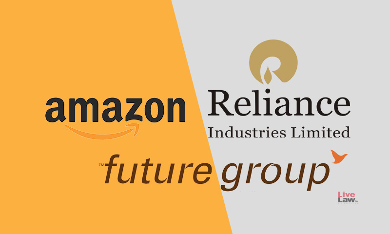 Delhi HC Reserves Order On Maintainability Of Future Groups Plea Seeking Injunction On Amazons Interference In Deal With Reliance Retail