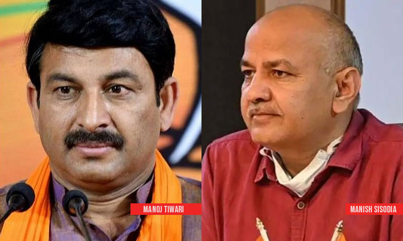Manoj Tiwari Moves Delhi HC Against The Summons Issued Against Him In A Defamation Case Filed By Manish Sisodia