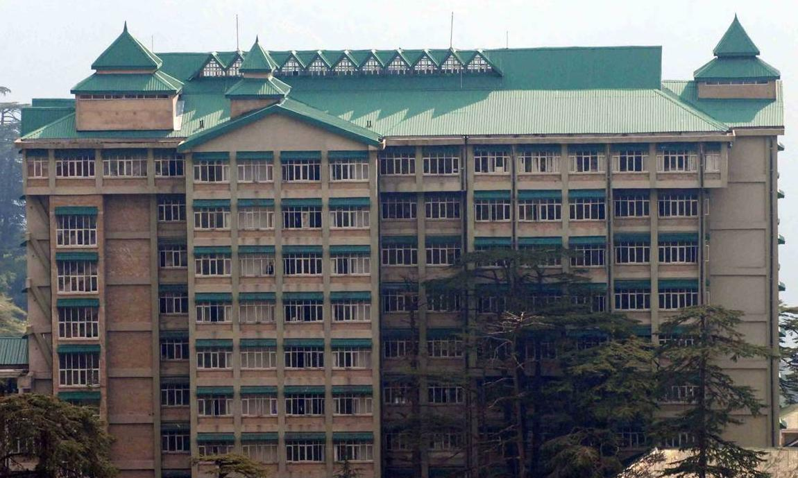 SC Collegium Recommends Transfer Of Justice RV Malimath To Himachal Pradesh High Court