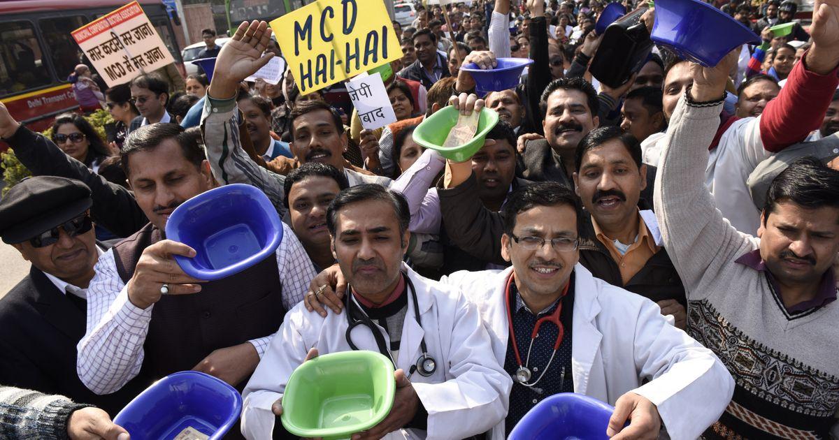 Salaries Of Doctors In MCD Unpaid; IMA Files Contempt Plea In Supreme Court