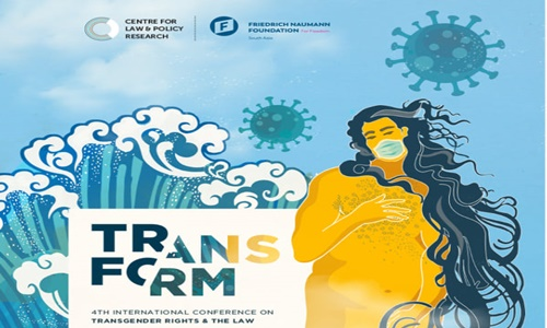 CLPR Organising 4th International Conference On Transgender Rights & the Law  [5th & 6th December 2020, Bangalore]