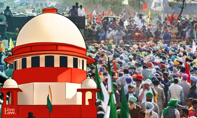 Farm Laws And Farmers Protest: Live Updates From Supreme Court