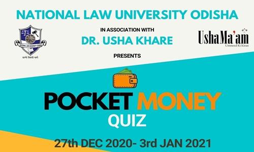 Pocket Money Quiz Competition