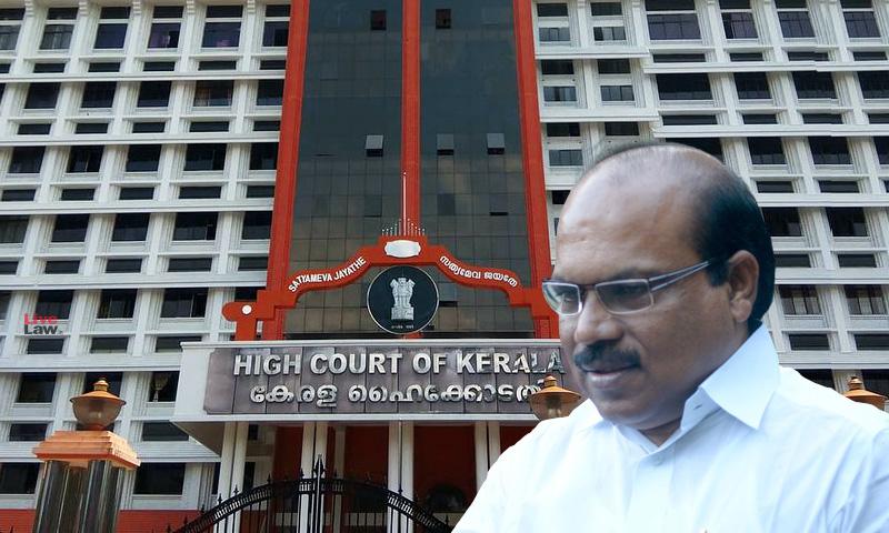Palarivattom Flyover Scam- Kerala High Court Grants Bail To Former PWD Minister VK Ebrahim Kunju On Medical Grounds
