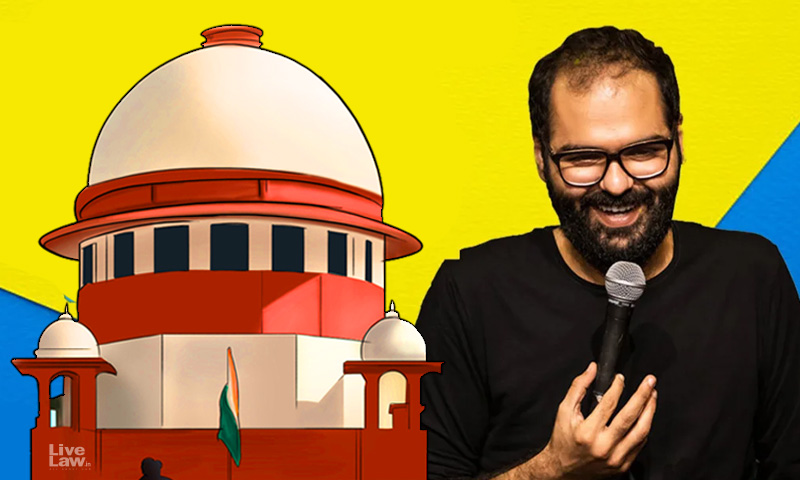 Breaking: Supreme Court To Pass Orders Tomorrow On Issuing Contempt Notice To Comedian Kunal Kamra For His Tweets