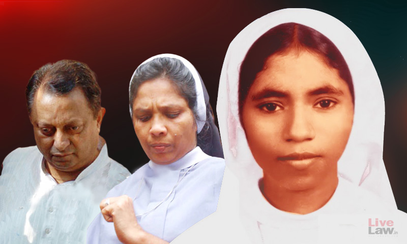 Sister Abhaya Murder Case : Kerala High Court Seeks States Response On Plea Challenging Parole Granted To Convicts