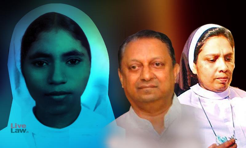 BREAKING -Sister Abhaya Case : CBI Court Sentences Priest, Nun To Life Imprisonment For Murder