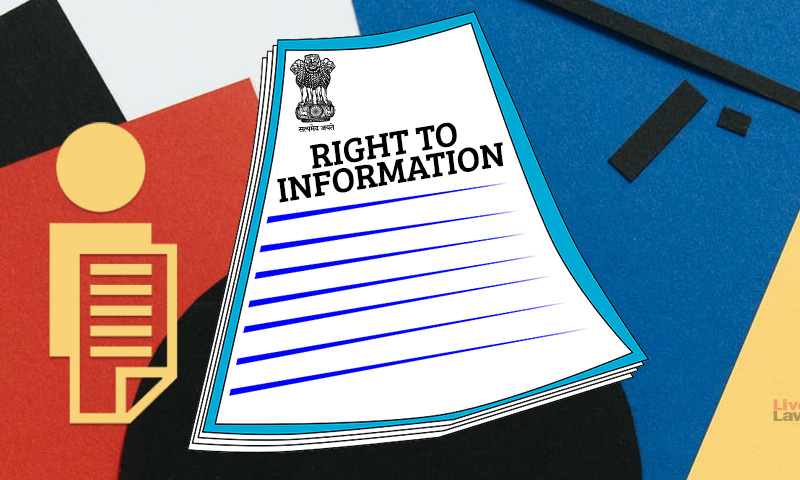 RTI Application Not To Be Rejected Merely For Not Annexing Proof Of Citizenship: CIC