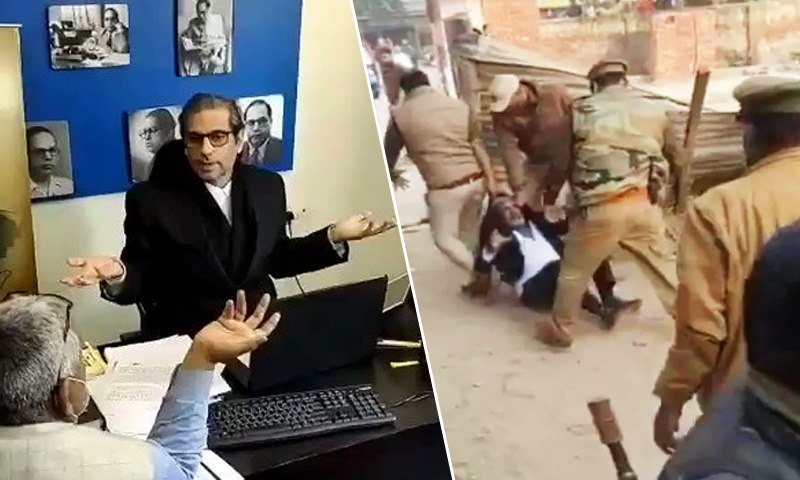 Malicious Act, Defeats Right To Advocate To Practice : Supreme Court Bar Association Condemns Delhi Police Raid In Mehmood Prachas Office, Police Assault On Etah Lawyer