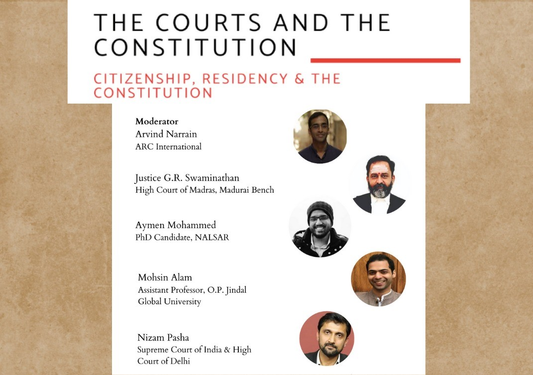 Call For Response Pieces: Citizenship, Residency And The Constitution