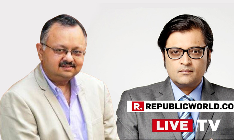 TRP SCAM: Arnab Goswami Conspired With Arrested Ex-BARC CEO To Manipulate TRP Of Republic TV:Mumbai Police Tells Court