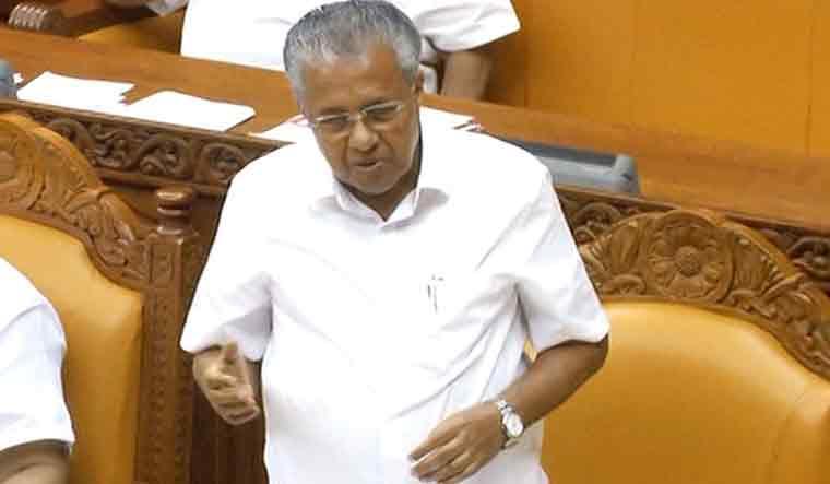 Pinarayi Vijayan farm laws resolution