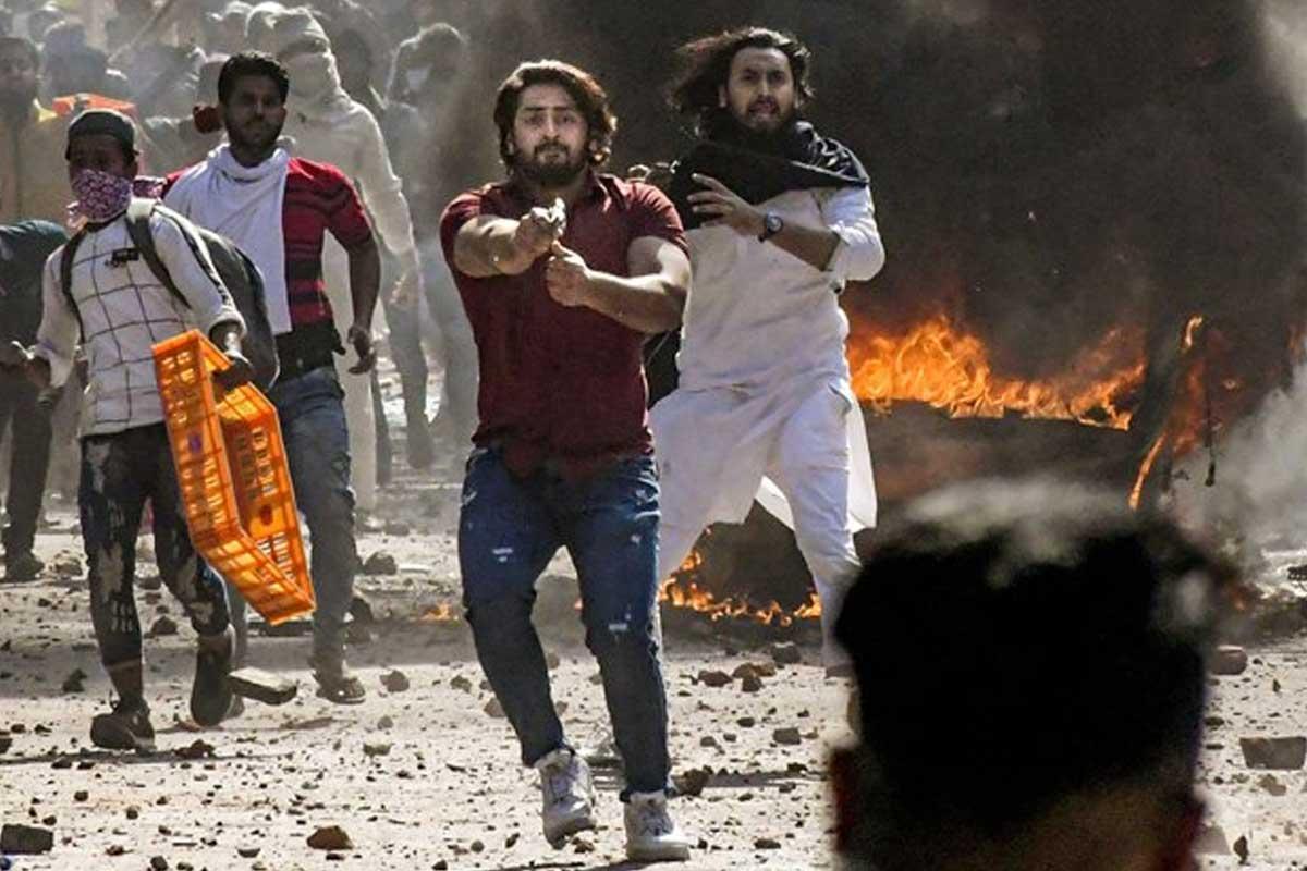 Delhi Riots Accused Shahrukh Pathan Bail Plea: Delhi High Court Reserves Order