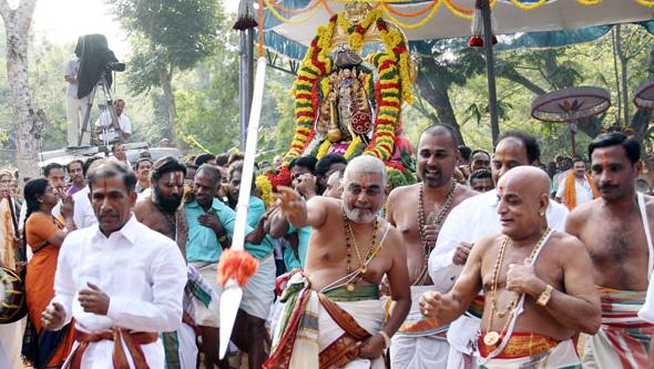 No Reason To Deny Permission To Conduct Kanuparivettai Festival When Govt. Has Permitted Jallikattu: Madras High Court