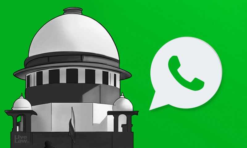 Highly Invasive: Internet Freedom Foundation Moves Supreme Court Against WhatsApps Updated Privacy Policy