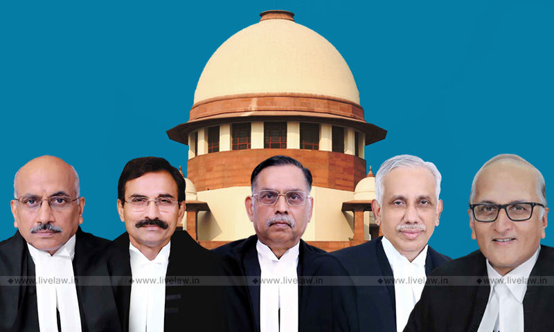 No Extraordinary Circumstance To Exceed 50% Limit : SC Constitution Bench Hears Lawyers Opposing Maratha Quota On Day 3
