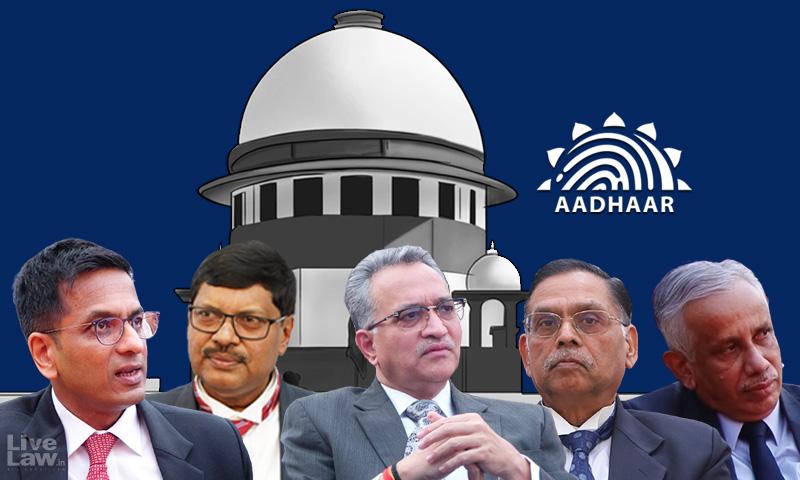 Breaking- Supreme Court Dismisses Review Petitions Challenging Aadhaar Verdict, Justice Chandrachud Dissents