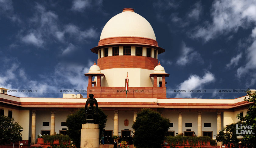 Centre Has Duty To Create Additional Courts For Better Administration Of Laws Made By Parliament : SC Expresses Prima Facie View