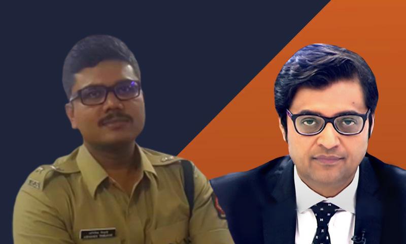 Mumbai Sessions Court Dismisses Defamation Complaint Against Arnab Goswami By Mumbai DCP