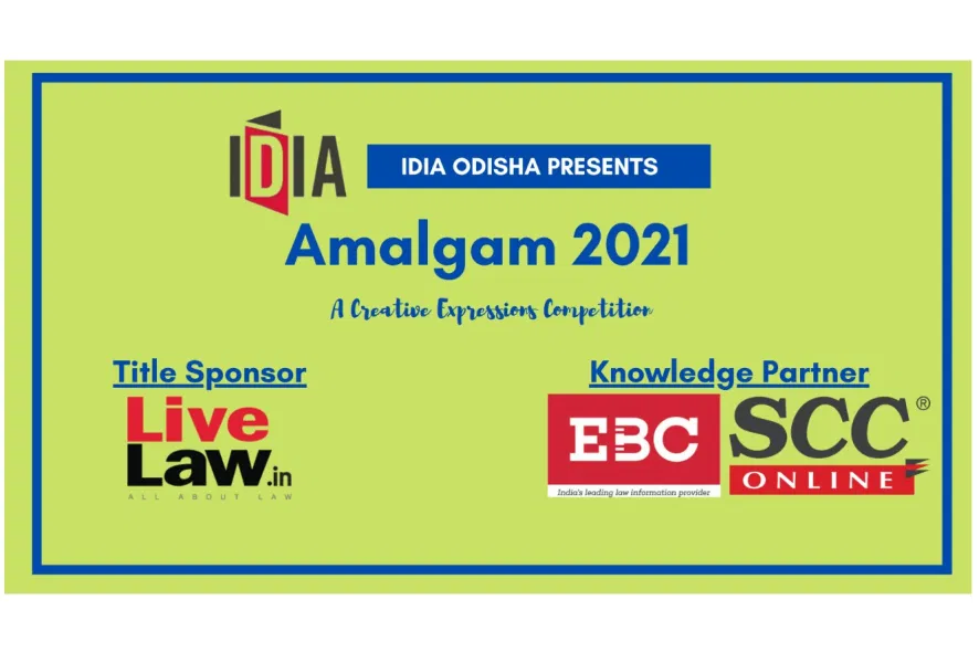 IDIA Odisha Is Organising Amalgam21: A Creative Expression Competition [Register By 28th February]