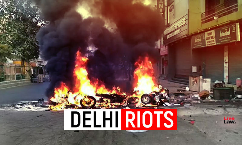 Delhi Court Takes Cognizance Of Offences Of Sedition, Promoting Enmity Between Groups Against 18 Accused In Riots Conspiracy Case