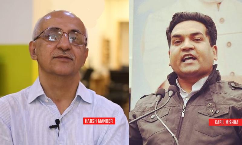 Delhi Riots- Delhi Court Directs Delhi Police To File Report In Harsh Manders Plea Seeking FIR Against BJP Leader Kapil Mishra